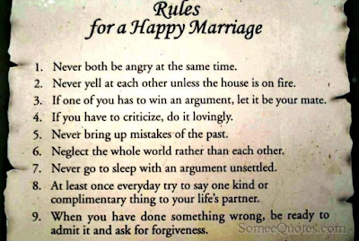 happy marriage rules quotes - #marriage #quotes