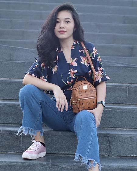Claudy Putri Foto Terbaru