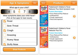 PediaCare Shopper's Guide iPhone app released on the AppStore