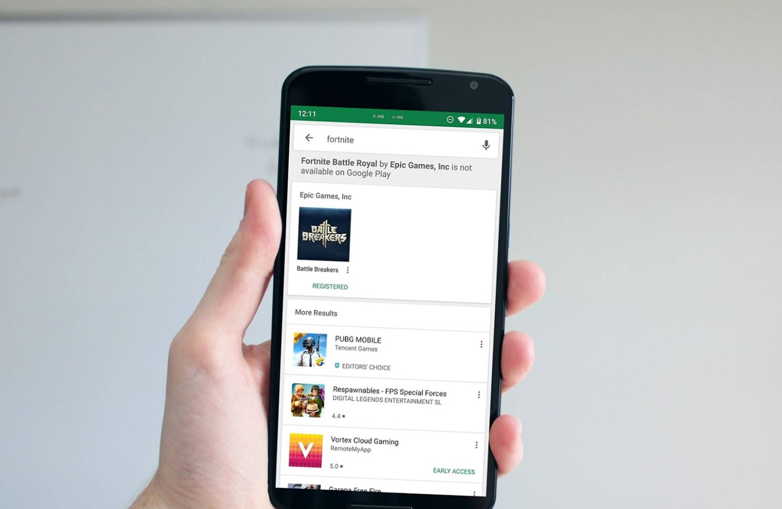 Google Play is finally taking action against fake games and apps, by alerting users