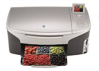 HP Photosmart 2610 All-in-One Printer Software and Drivers