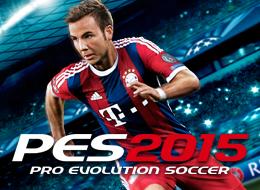 Download Free PES 2015 (Pro Evolution Soccer) APK
