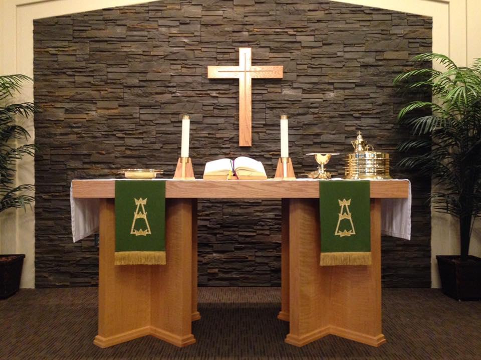 King of Kings Lutheran Church: June 2016