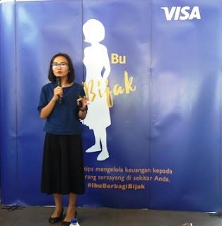 aditya lugina wirausaha gammara leather bag ibu berbagi bijak nurul sufitri blogger visa cara mengelola keuangan rumah tangga dan wirausaha womenpreneur