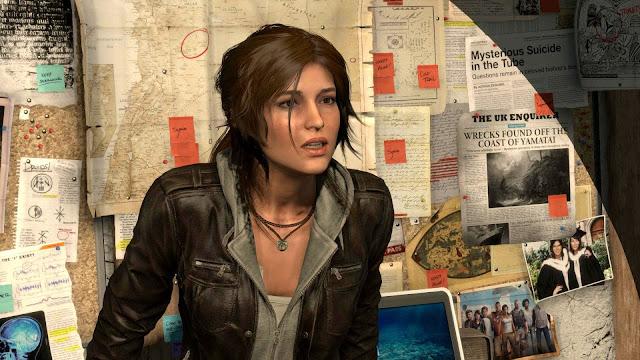 Rise of the Tomb Raider - игра с лучшим сценарием в 2015 году