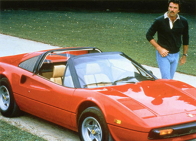 Used Cars Oahu >> Hollywood Movie Costumes and Props: 1982 Ferrari used in ...