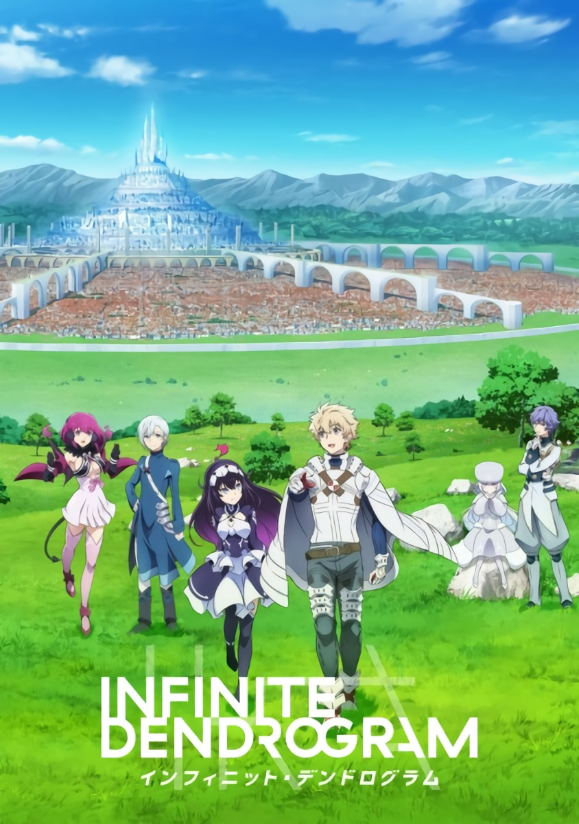 Infinite Dendrogram Subtitle Indonesia [x265]