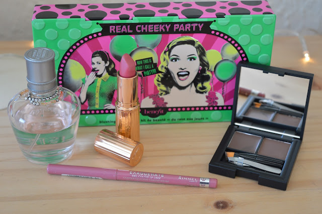April Beauty Favourites Benefit Hollister Sleek Rimmel Charlotte Tilbury