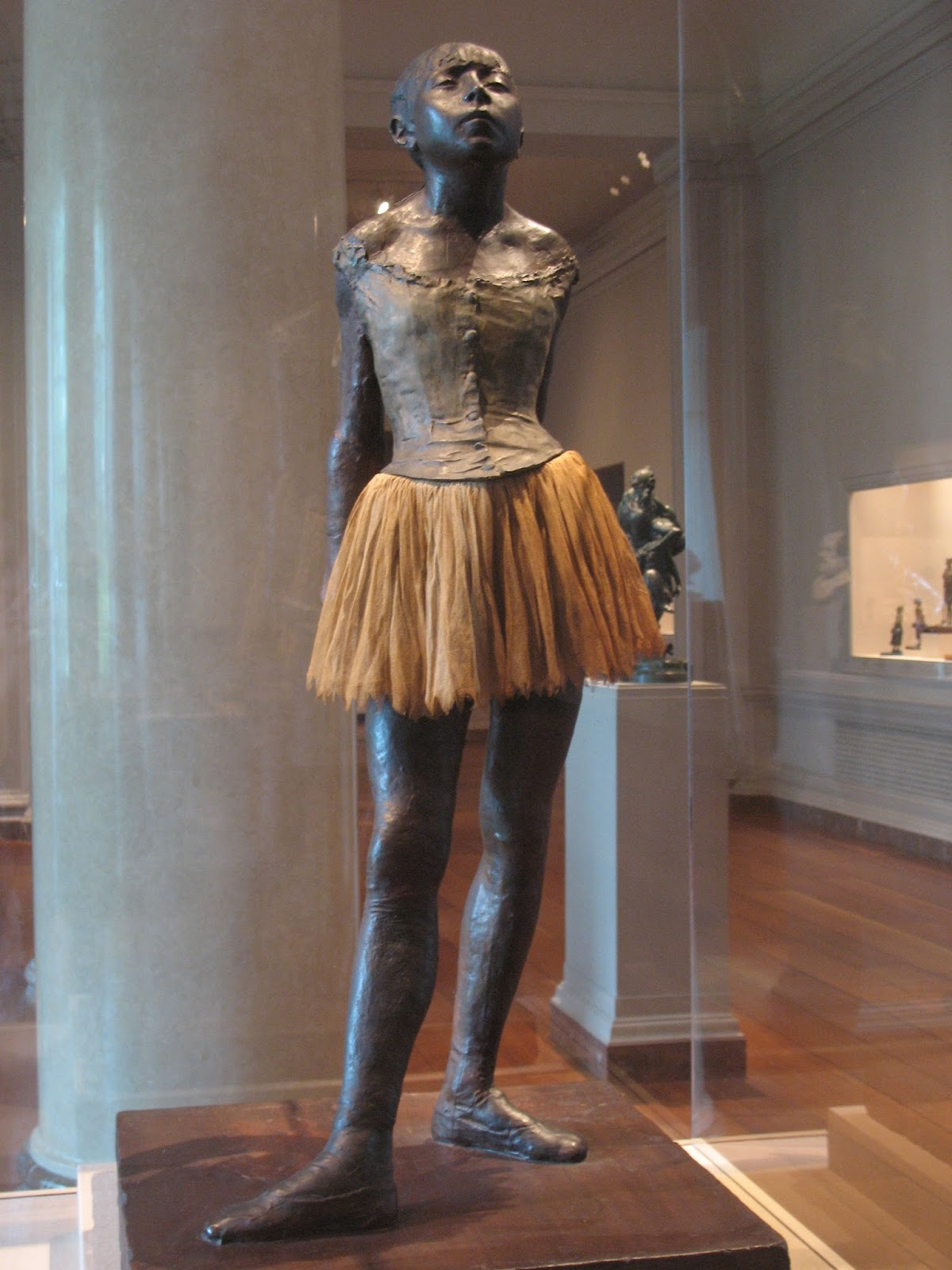 degas ballerina sculpture - HD 1200×1600