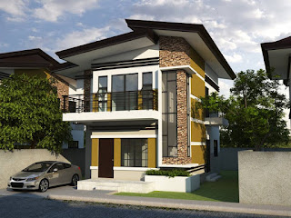 Merveilleux Here Are Some Simplest And Beautiful 2 Storey Houses Designs For A Filipino  Family, Or An OFW Dreaming To Have A Shelter For His/her Family.