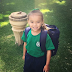 Lee-Ann Liebenberg Back To School Pictures