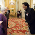 The Most Beautiful Experience! Shiamak Davar truly humbled and honored with the opportunity to meet The Queen at The Buckingham Palace.