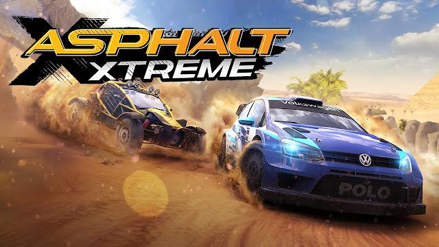 تحميل لعبة Asphalt Xtreme على الاندرويد والايفون مجانا