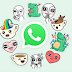 Cara buat stiker sendiri di whatsapp pada iOS dan Android [Mudah]