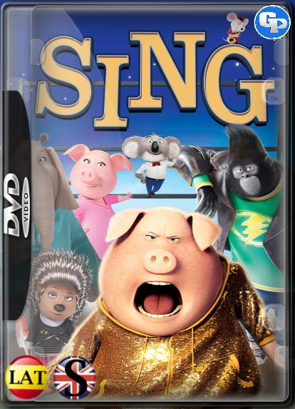Sing: Ven y Canta (2016) DVD5 LATINO/INGLES