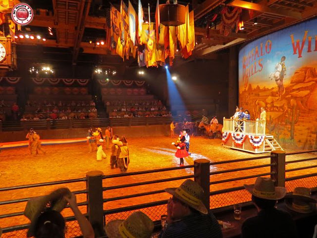 Disneyland Paris - Buffalo Bill's Wild West Show