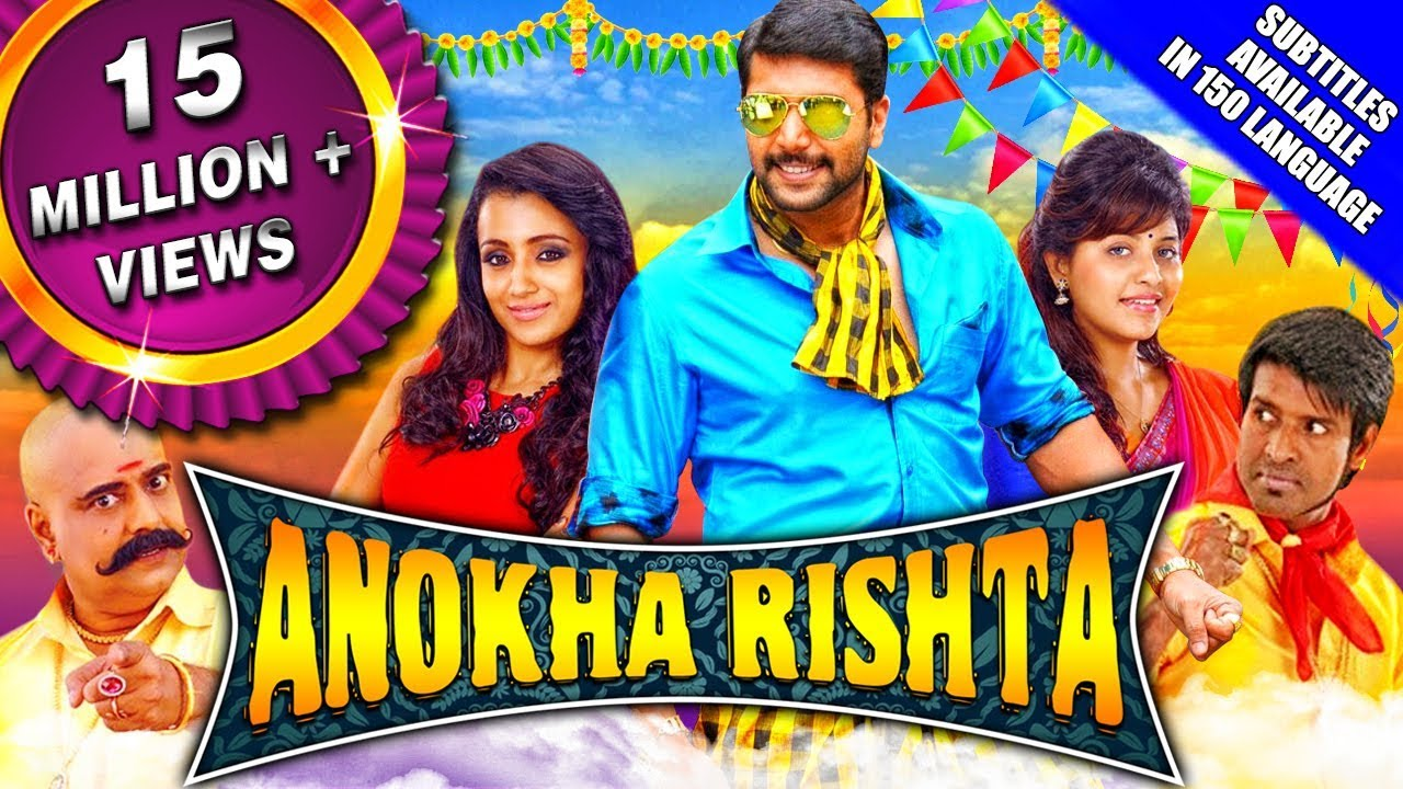 Anokha Rishta (Sakalakala Vallavan) 2019 Hindi Dubbed 720p HDRip 1.4GB
