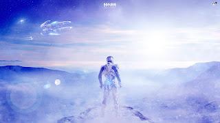 Mass Effect Andromeda Mac OS X Wallpaper