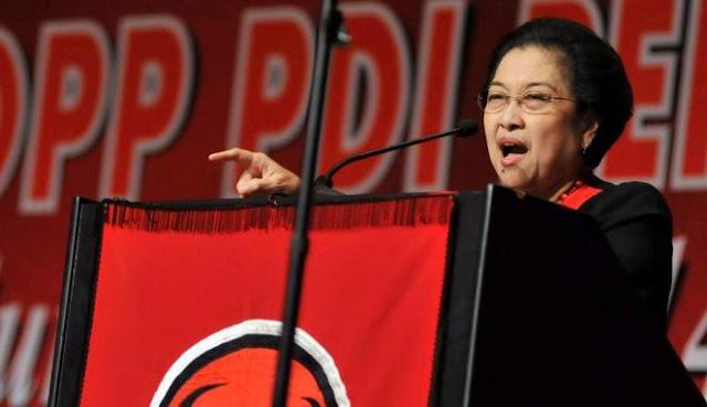 Mega Curhat Jadi Presiden Setengah Jalan, Sebut Jangan Sampai Ulang Kesalahan Dengan Tak Pilih Ahok