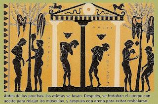 Reglamento De Los Juegos Antiguos Historia De Los Juegos Olimpicos