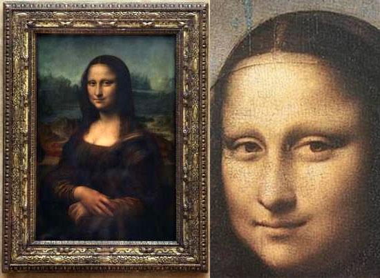 Mona Lisa Pintura