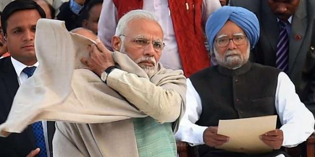 MODI सरकार नेहरू की स्मृतियां मिटाने की साजिश कर रही है: मनमोहन सिंह ने लिखा पत्र | NATIONAL NEWS