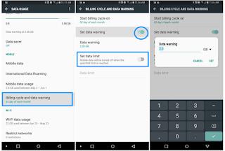 Cara Mengetahui Penggunaan Data di Galaxy S8, Begini caranya