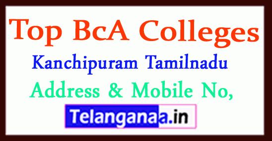 Top BCA Colleges in Kanchipuram Tamilnadu