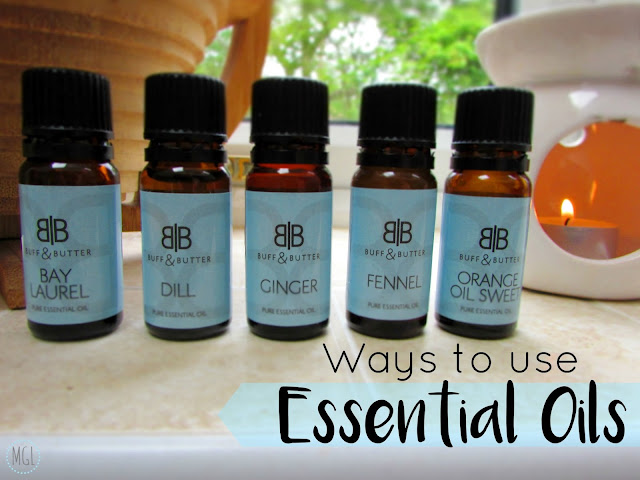 My General Life - Ways To Use Essential Oils - lifestyle, wellbeing