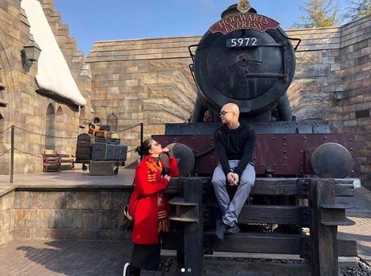 Angel Locsin Supports Her Boyfriends Tripping With His Friend In Sagada