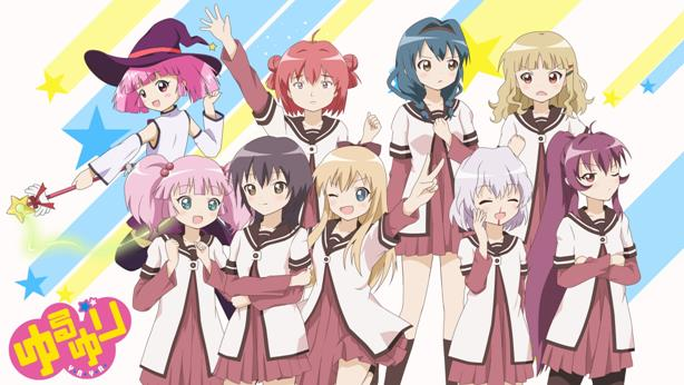 Anime Slice of Life Comedy Terbaik - Yuru Yuri