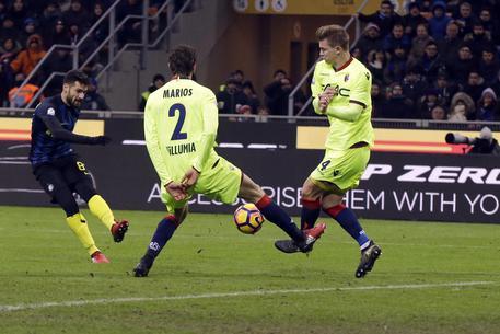 Coppa Italia: l'Inter batte il Bologna e va ai quarti, ma che fatica