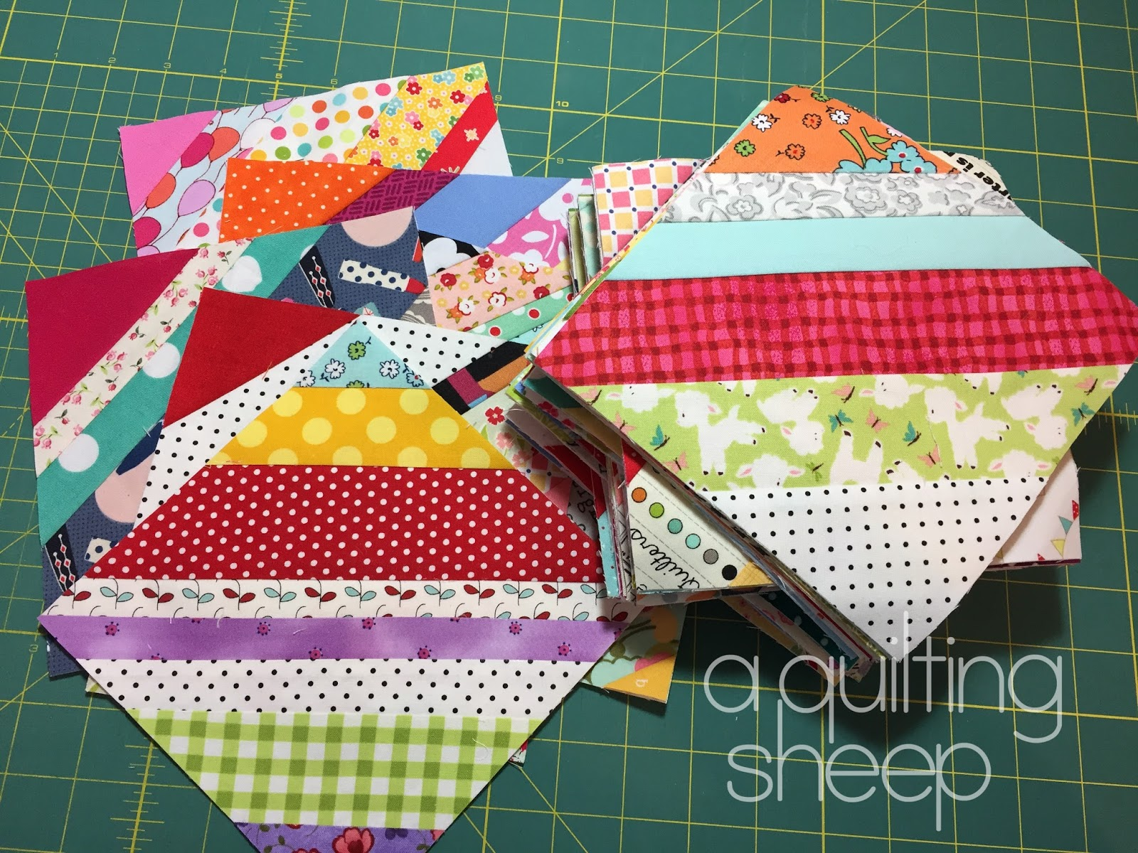 A Quilting Sheep March 2017