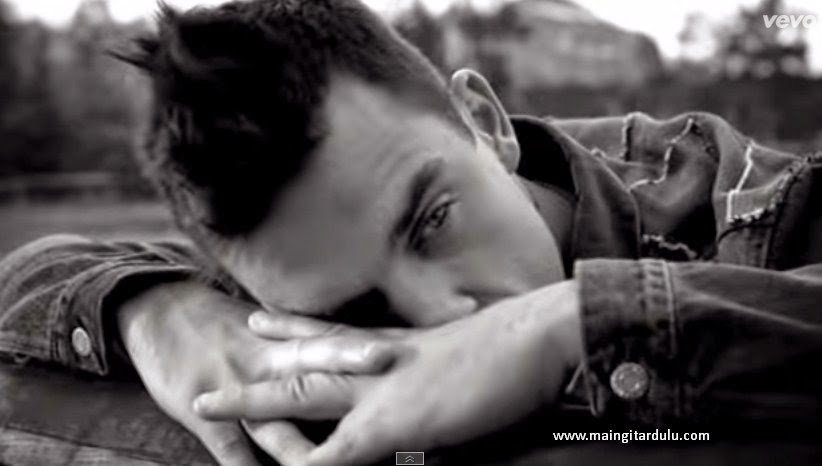 Lirik dan Kord Kunci Gitar Feel - Robbie Williams