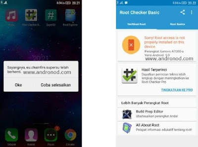 How To Unroot Lenovo A7000