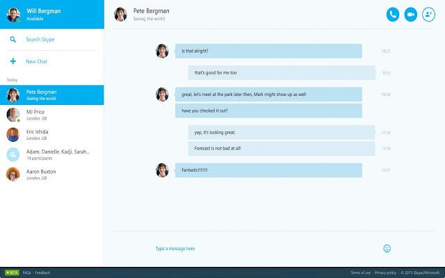Skype Terbaru (Software Komunikasi Gratis Terbaik)