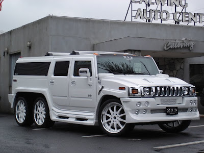 Hummer H2 The Ultimate Six 2010