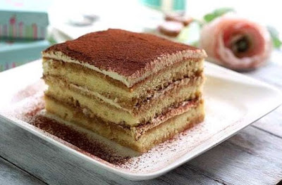 Gambar Resep Tiramisu Cake Ala Breadtalk Enak