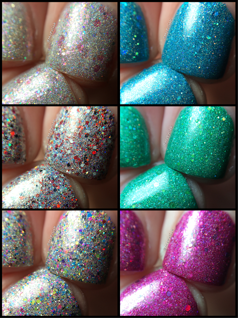 Glam Polish - It's All A Dream Alice Collection - McPolish
