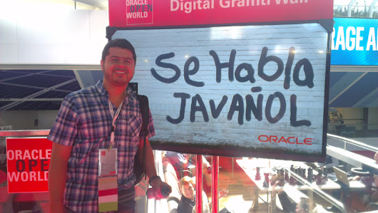 Java and ME: JavaOne and OOW 2015 Summary