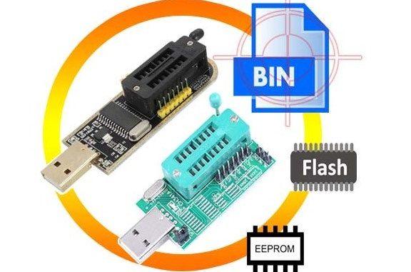 USB PROGRAMER CH341A - herdifan