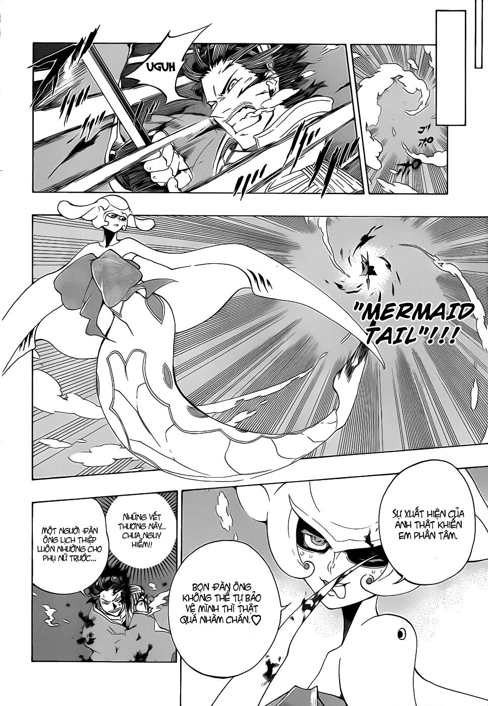 Examurai chapter 007 trang 25
