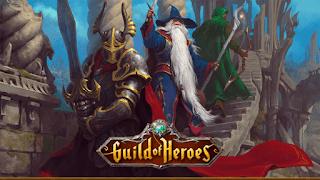 Game Guild of Heroes - fantasy RPG Apk Mod Terbaru