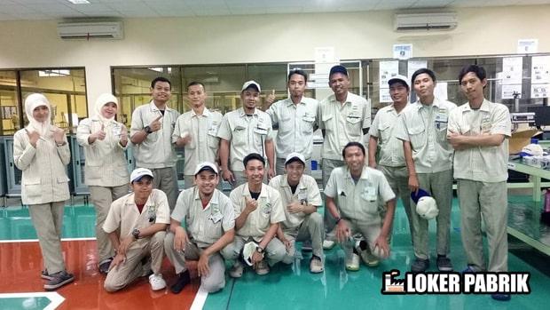 PT Mitsuba Indonesia Karyawan