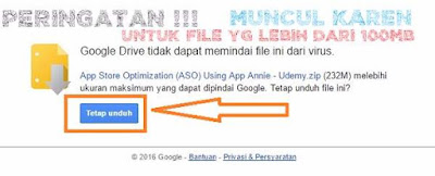 Cara Download File dan Data di Google Drive Terbaru