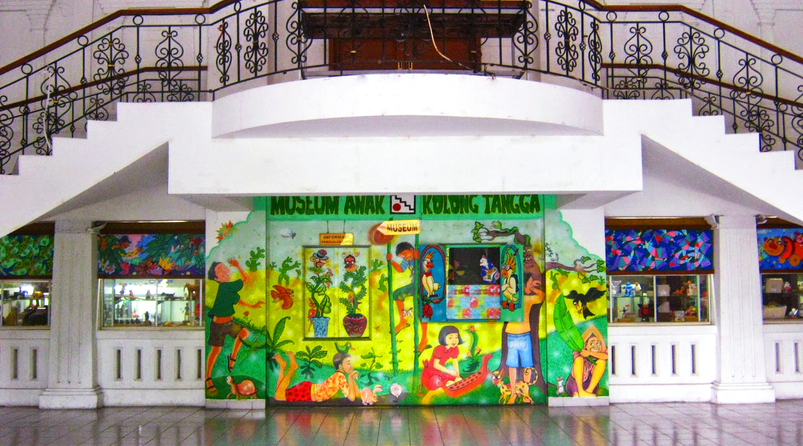 wisata jogja anak tangga indonesia paling manis dan keren