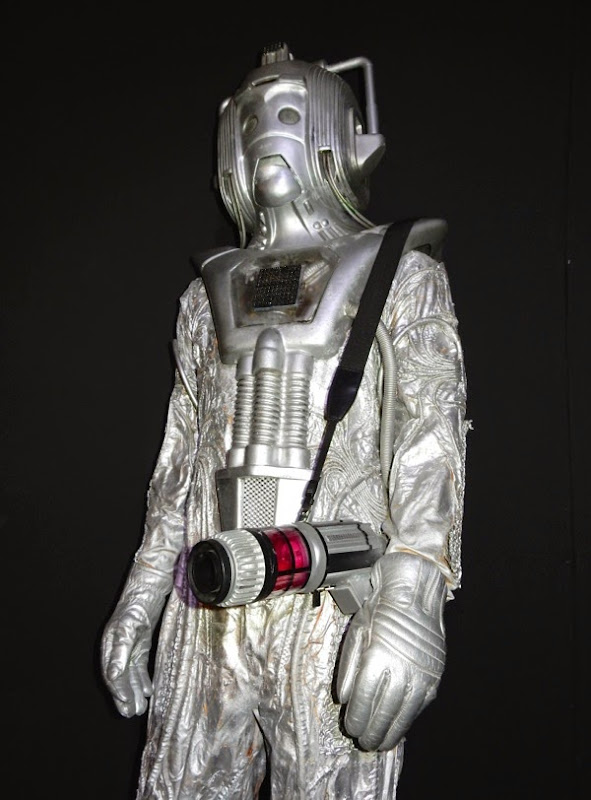 Doctor Who Earthshock Cyberman