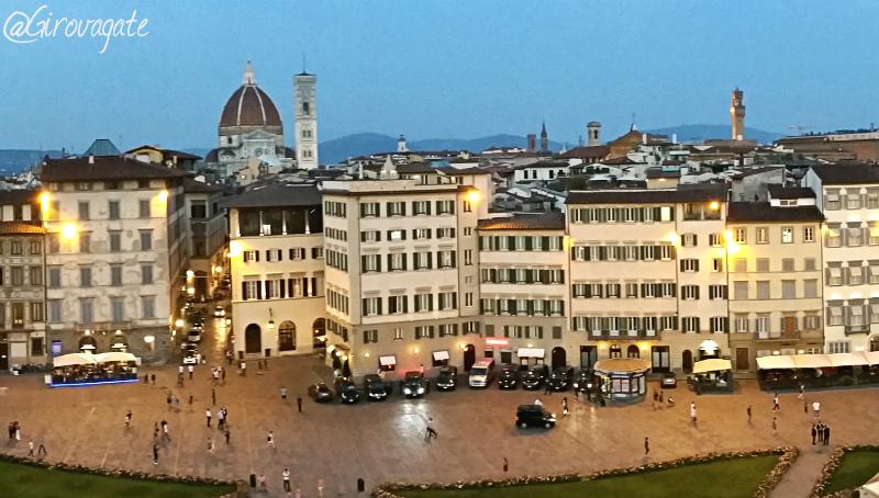 Una serata d\'estate a Firenze al Grand Hotel Minerva: aperitivo ...