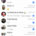 Descarga WhatsApp Estilo Iphone X 2018!