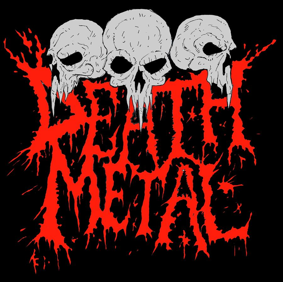 Death Metal Logo Tutorial 2013 - Deathmetal Tutorial 2013